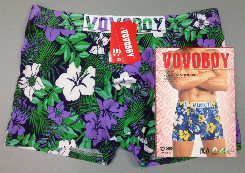3d3a68ddb9de4 Купить трусы мужские VOVOBOY 90040 бамбук оптом из Москвы за 162 руб